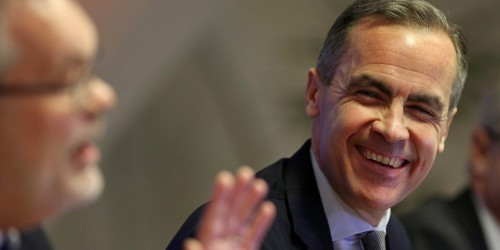 <a href='https://www.flickr.com/photos/bankofengland/10839721355/in/set-72157634427222136'>Bank of England Governor Mark Carney</a> - Copyright Chris Ratcliffe, Bloomberg and is licensed under <a href='https://creativecommons.org/licenses/by-nd/2.0/'>CC BY 2.0</a>