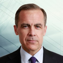 Chair of FSB - Mark Carney