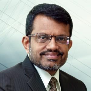 Chair of SCSI - Ravi Menon