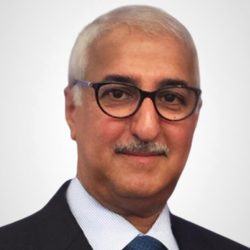 RCG Co-Chair Fahad Almubarak