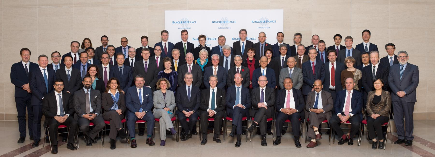 FSB Plenary Meeting, Paris 2019